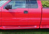 Owens GlaStep Series Running Boards